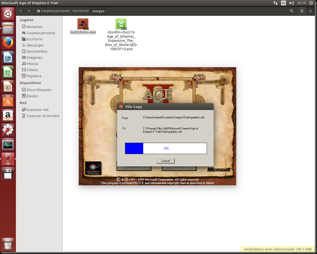 Ubuntu 64-bit WINE-2014-10-15-20-59-16